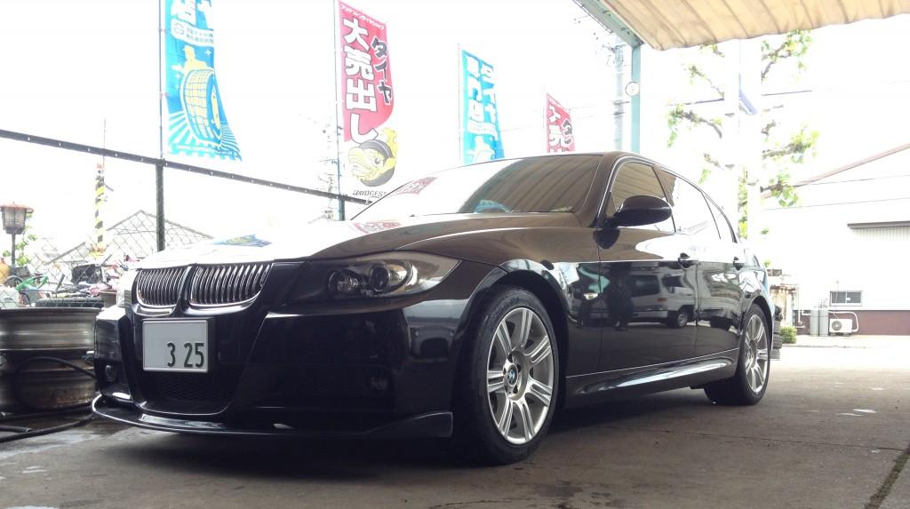 BMW 325i Mスポーツ ABA-VB25