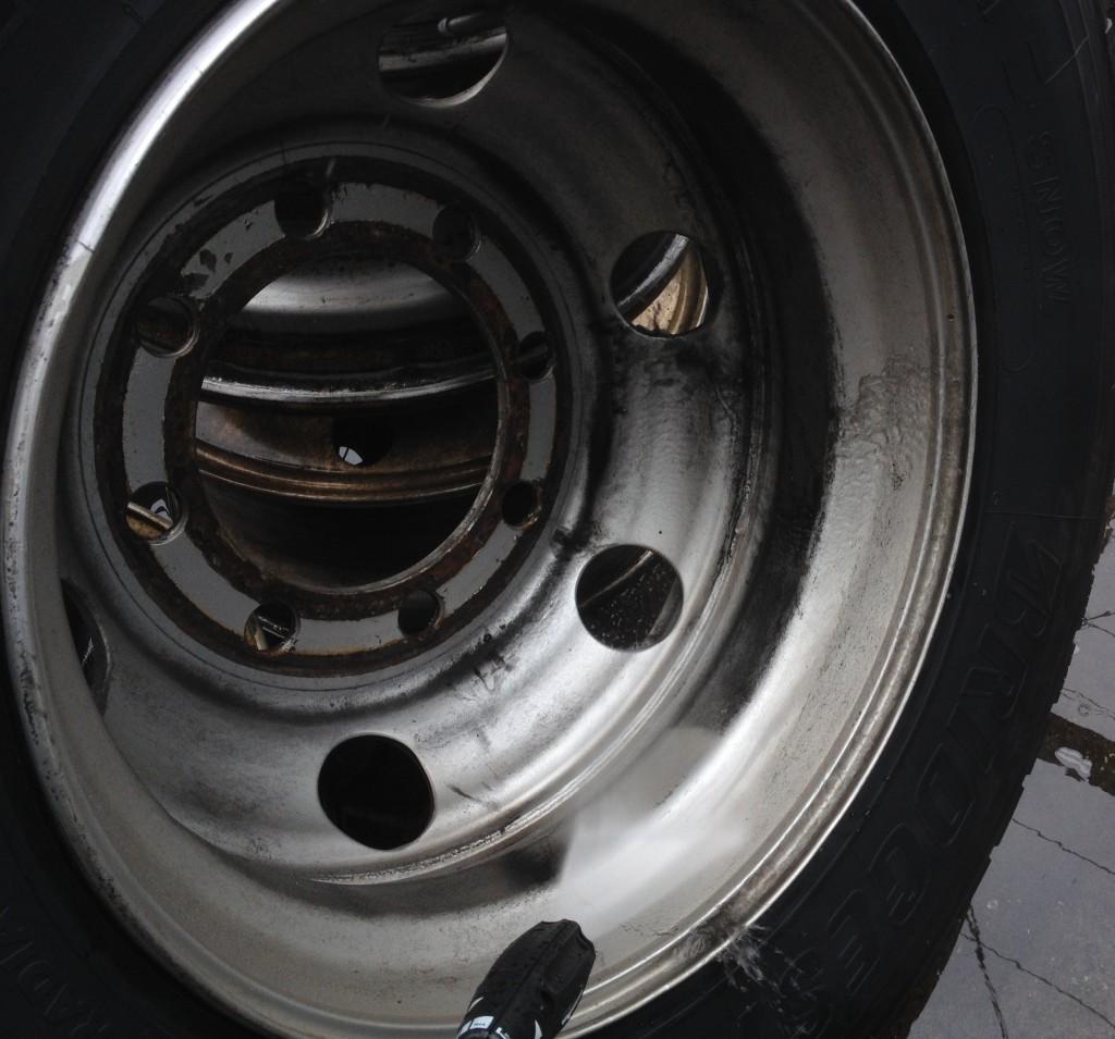 高圧洗浄機 2