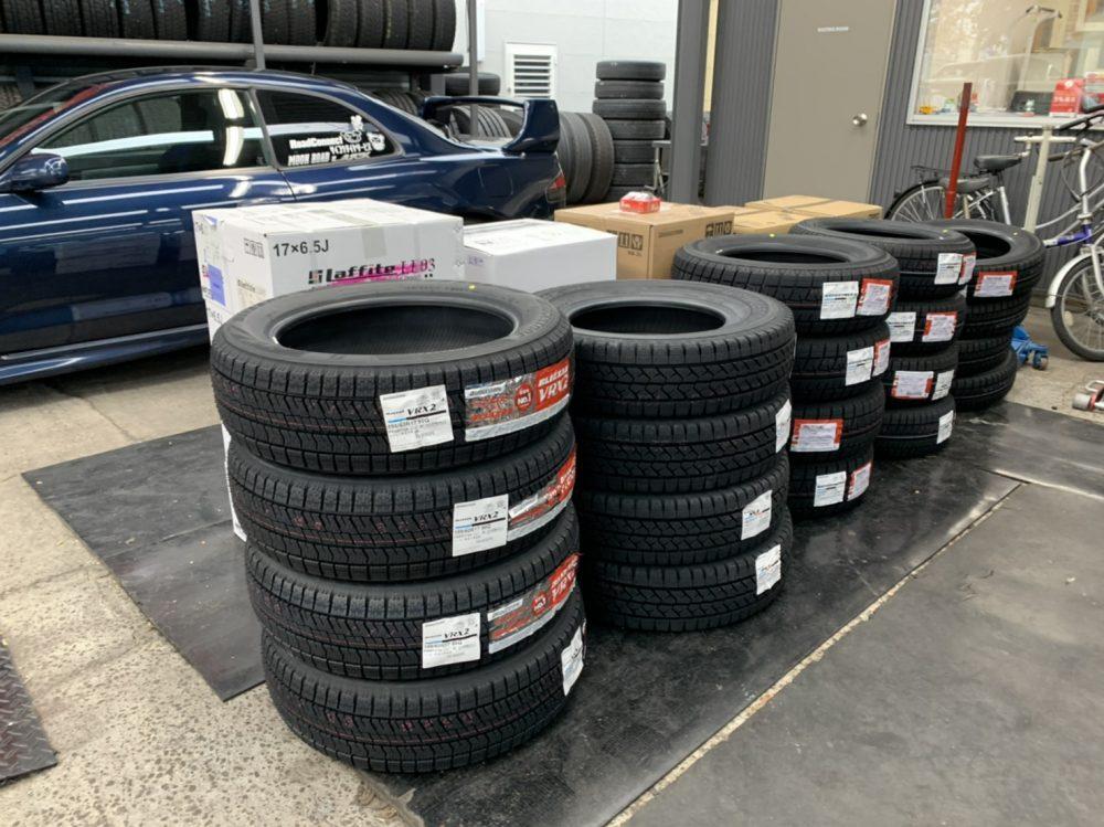 サイコウ タイヤ サービス